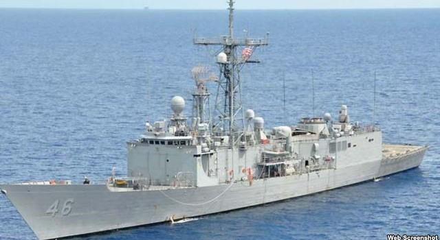 Phớt lờ Trung Quốc, Mỹ bán tàu khu trục tên lửa cho Đài Loan