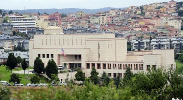 Thổ Nhĩ Kỳ bắt thành viên IS nghi định tấn công Lãnh sự quán Mỹ