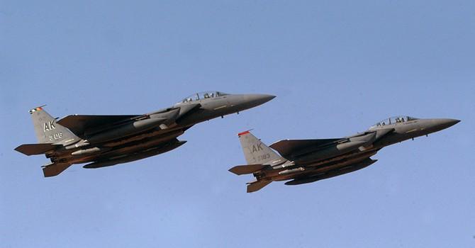 Mỹ quyết định rút 12 máy bay chiến đấu ở Thổ Nhĩ Kỳ