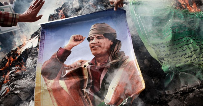 Em họ Gaddafi khẳng định IS ở Libya sở hữu vũ khí hóa học