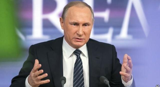 Ông Putin muốn có quan hệ tốt đẹp hơn với Mỹ