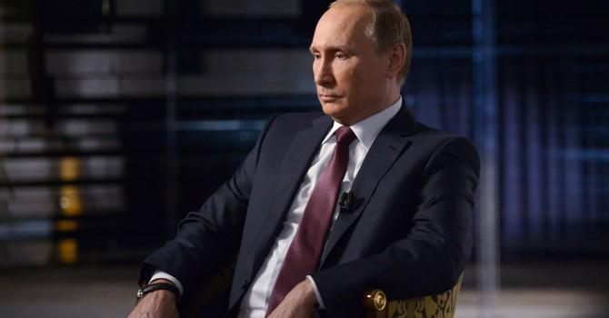 """Ông Putin nói về Syria: """"Chúng tôi không vẫy đuôi"""" với Mỹ"""