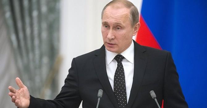 Ông Putin tuyên bố quân đội Nga ở Syria chưa dùng toàn bộ khả năng