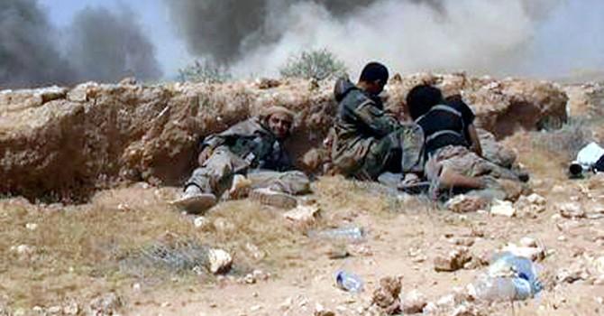 Bị tấn công, IS mất kiểm soát tới 14% lãnh thổ trong 1 năm
