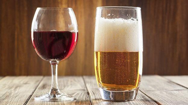 Bia hay rượu tốt hơn cho sức khỏe?