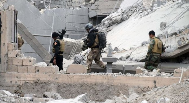 Quân đội Iraq sắp đánh bật IS để chiếm lại Ramadi