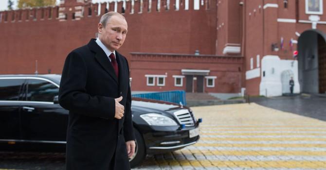 Người Nga chọn ông Putin là nhân vật của năm