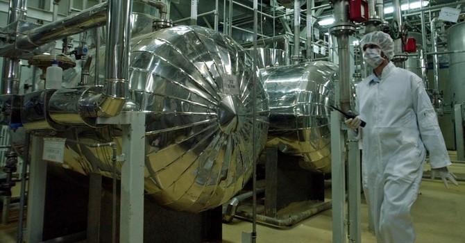 Iran gửi sang Nga 11 tấn uranium làm giàu thấp