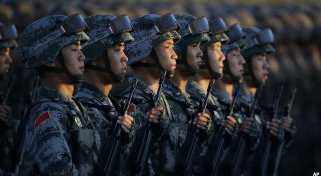 Trung Quốc ra lệnh cho công ty quốc doanh thu nhận binh sĩ giải ngũ