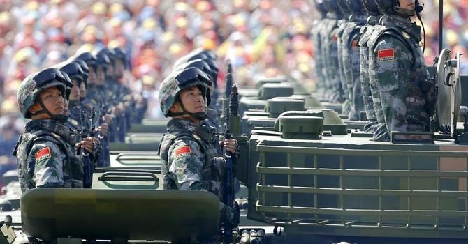 """Trung Quốc """"bài ngửa"""" tham vọng quân sự, châm ngòi những cơn """"thịnh nộ"""""""