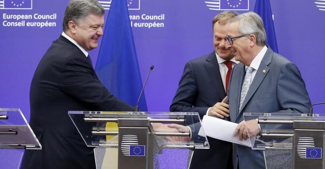 """""""Ukraine chấp nhận cái giá phải trả để được tự do và chọn Châu Âu"""""""