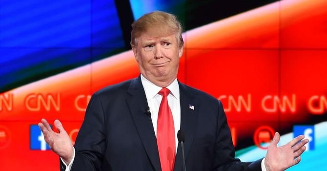 Ông Donald Trump gọi tên những người có tội trong việc tạo ra IS