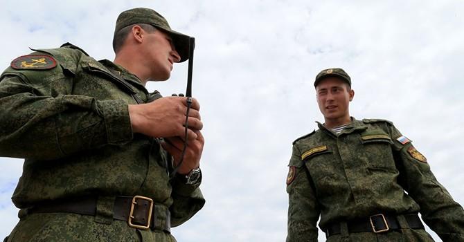 Nga trang bị một loạt robot thế hệ mới cho quân đội