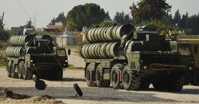 Hệ thống S-400 của Nga có thể khóa 36 mục tiêu và bắn đồng thời 72 tên lửa