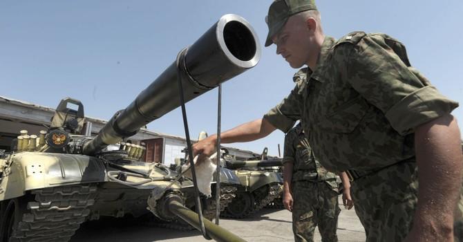 Nga nâng cao khả năng chiến đấu cho căn cứ quân sự ở Tajikistan