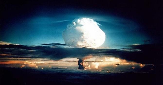 Bom H có sức mạnh khủng khiếp hơn so với quả bom ở Hiroshima
