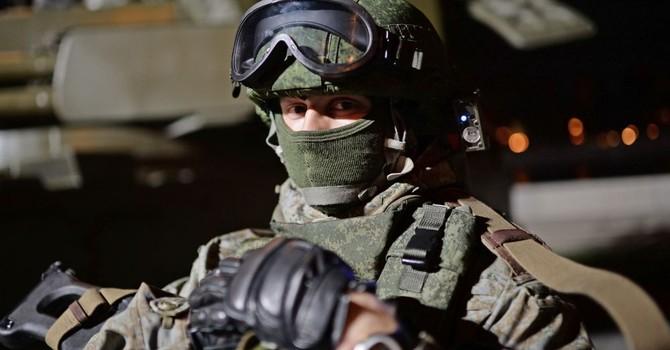 Bộ Quốc phòng Nga trang bị quân trang mới cho binh lính