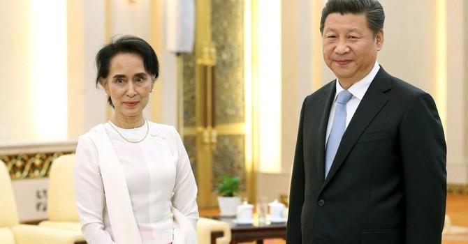 """Trung Quốc """"mơ"""" kiếm ăn tốt tại Myanmar khi bà Aung San Suu Kyi cầm quyền"""