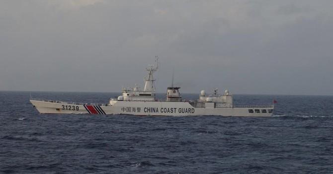 Trung Quốc lại cho tàu vũ trang xâm nhập vùng biển tranh chấp với Nhật