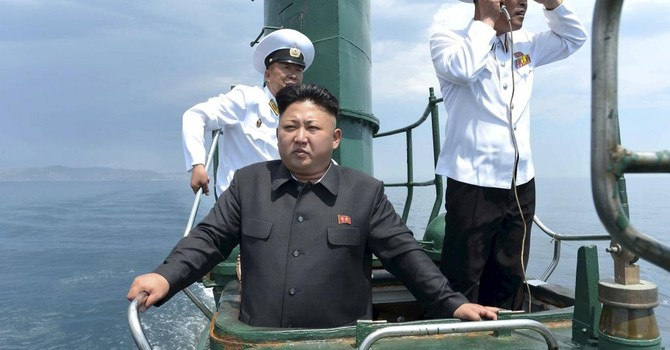 Kim Jong Un: Thử bom H để tránh chiến tranh hạt nhân với Mỹ