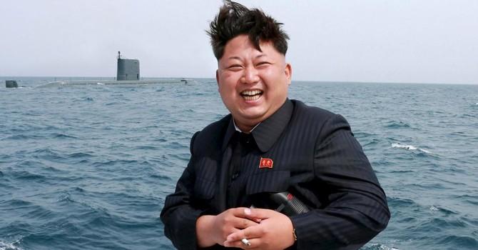 Triều Tiên tung video khoe bắn thử tên lửa từ tàu ngầm