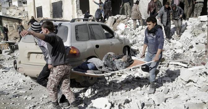 Báo Pháp: Nhiều thường dân Syria chết vì bom Nga