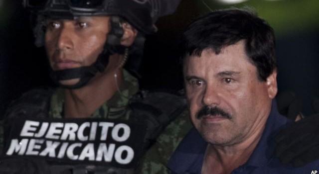 """Mỹ: Vụ bắt giữ trùm ma túy là """"thắng lợi của nhân dân Mỹ và Mexico"""""""