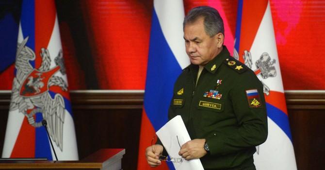 Nga sẽ thành lập ba sư đoàn mới ở phía tây