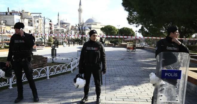 10 người thiệt mạng vì vụ nổ ở Istanbul