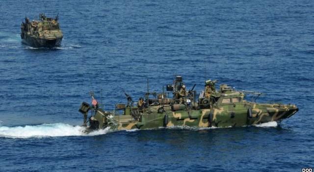Lầu Năm Góc: Iran sắp phóng thích thủy đoàn, 2 tàu của Mỹ