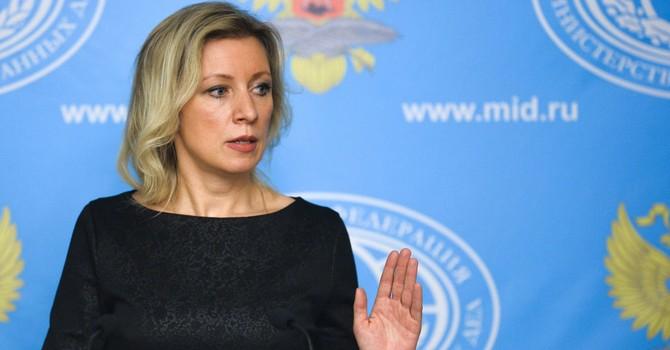 Phát ngôn viên Bộ Ngoại giao Nga: Mỹ chỉ nhìn thấy những gì họ tự nghĩ ra