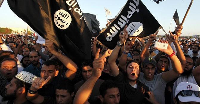 Chiến binh IS bắt 400 con tin ở Syria