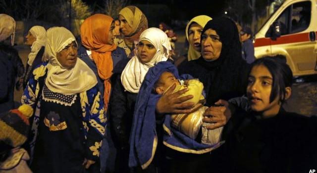 Liên Hiệp Quốc: Nhiều người chết đói ở Syria trong năm 2015
