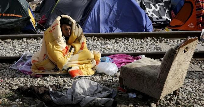 Dân tị nạn nộp tới 6 tỷ USD cho tập đoàn tội phạm năm 2015