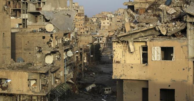 Syria: IS thảm sát ít nhất 135 thường dân tại Deir Ezzor