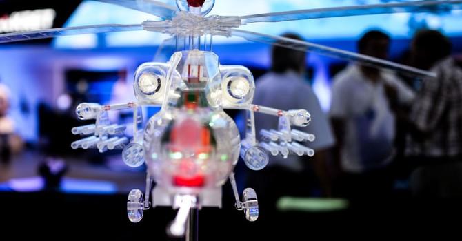 Siêu trực thăng tốc độ cao đời mới của Nga cất cánh lần đầu