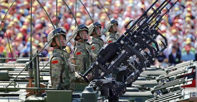 Sau bầu cử ở Đài Loan, Trung Quốc tập trận thị uy