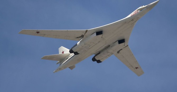 Lực lượng hạt nhân Nga nhận 10 máy bay ném bom chiến lược mới