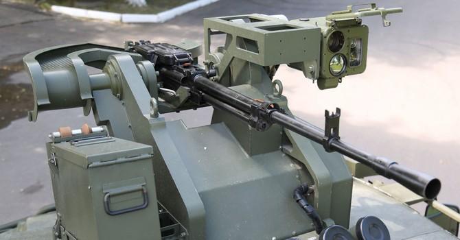 Xe thiết giáp Tiger của Nga sẽ được trang bị vũ khí điều khiển từ xa