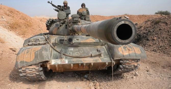 Quân đội Syria giành lại Rabia để tìm hung thủ giết phi công Nga