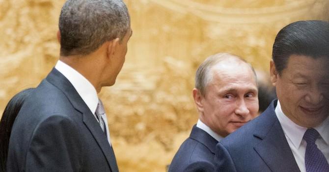 """""""Trò chơi nguy hiểm"""" ở Trung Đông: Nga-Mỹ tranh hùng, Trung Quốc thủ lợi?"""