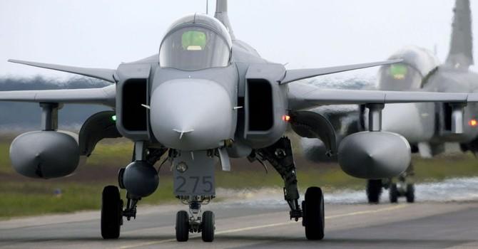 Báo Nga: Bộ tổng tham mưu Thụy Điển đang chuẩn bị cho chiến tranh