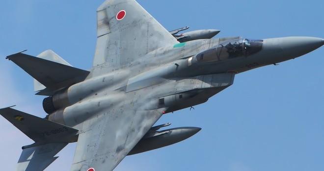 """Nhật đưa thêm 20 chiến đấu cơ F15 để """"đấu"""" với Trung Quốc ở Biển Hoa Đông"""