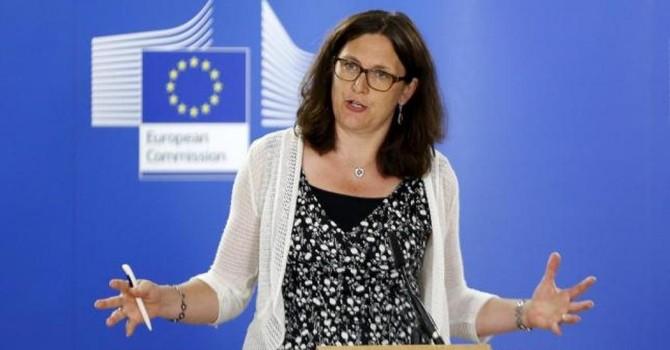 Châu Âu công bố toàn văn Hiệp định Tự do Mậu dịch với Việt Nam