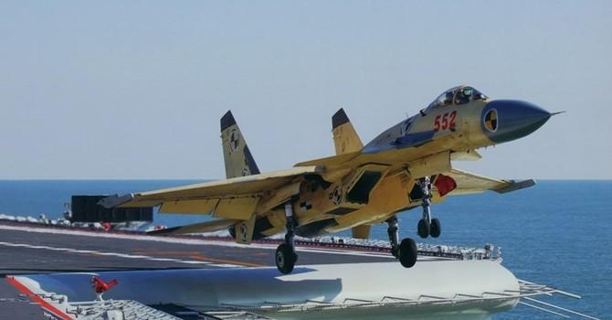 Chiến đấu cơ Trung Quốc xâm phạm vùng phòng không Hàn Quốc