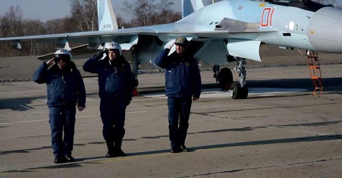 Su-35S, chiến đấu cơ nguy hiểm nhất thế giới