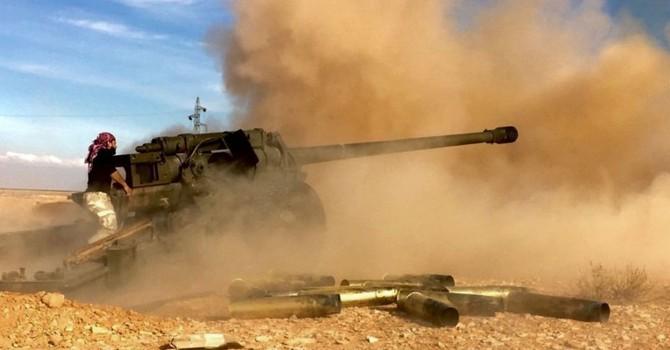Quân đội Syria cắt đứt nguồn cung của chiến binh từ Thổ Nhĩ Kỳ