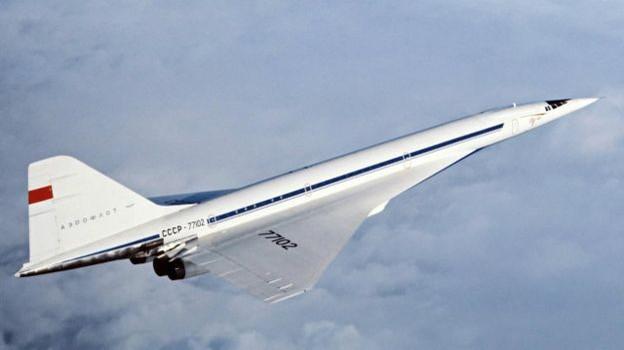 Máy bay siêu thanh trong hàng không dân dụng