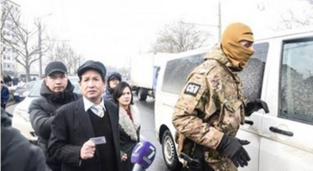 Đặc nhiệm Ukraine bố ráp khu Làng Sen của người Việt ở Ukraine