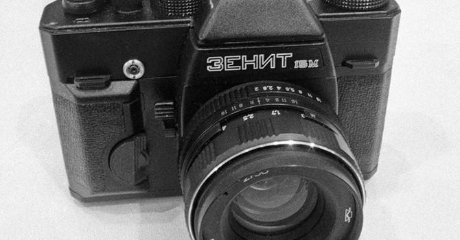 Nga khôi phục thương hiệu máy ảnh Zenit huyền thoại thời Liên Xô